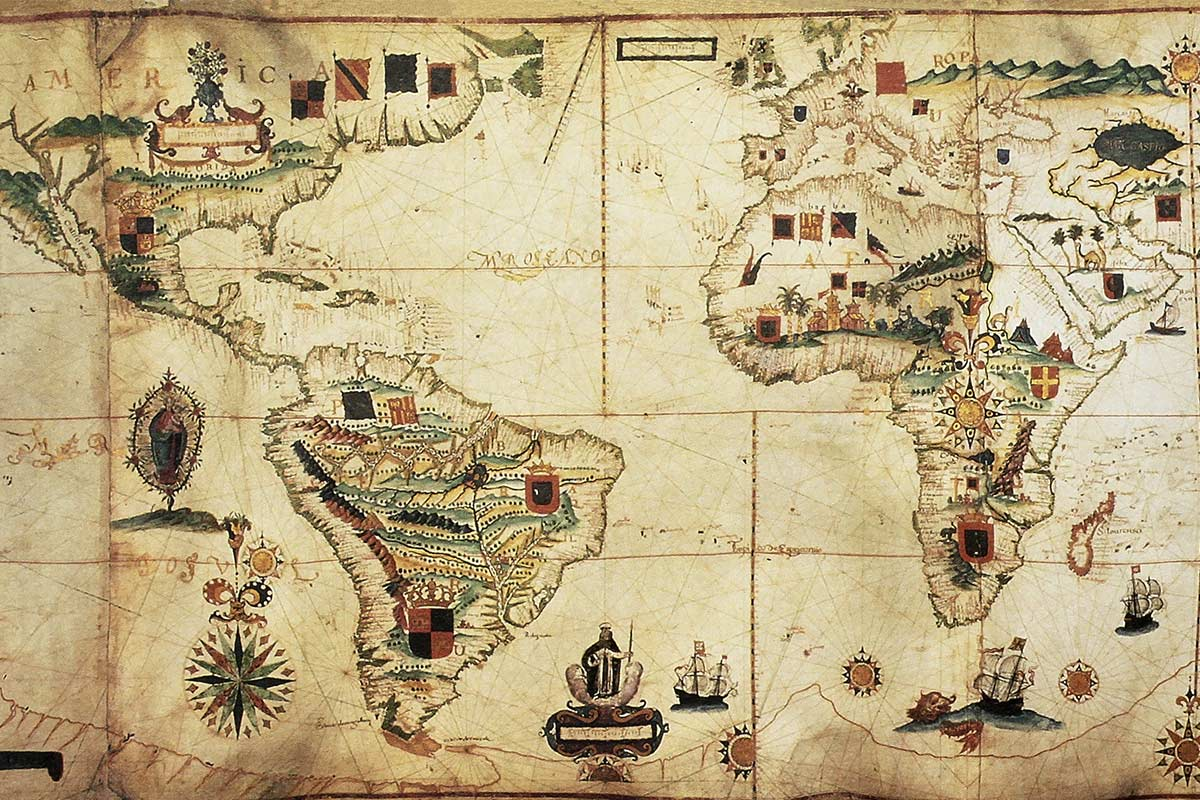 The Great World Map Myth | Lost & Found